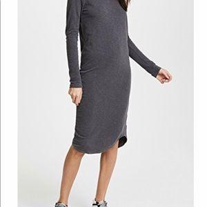 SUNDRY Mock Neck Dress - NEVER WORN